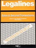 Legalines on Sales and Secured Transactions : Keyed to Speidel, Spectra, 0159001668