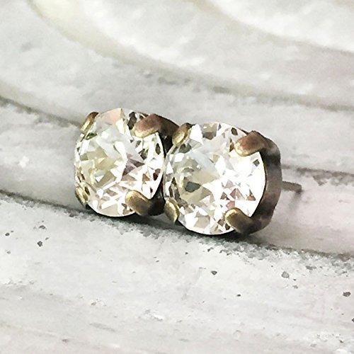 8mm-crystal-post-earrings-for-women-rhinestone-stud-in-bronze