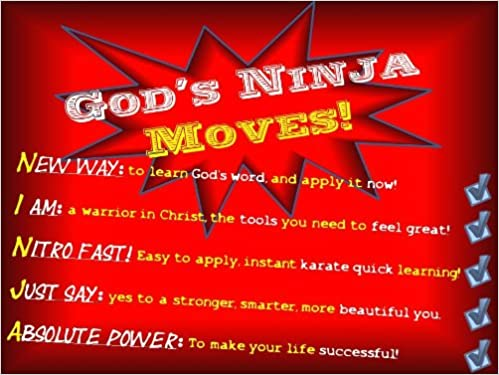 Gods Ninja Moves! (Karate Kicks!, Volume 1): Cazier ...