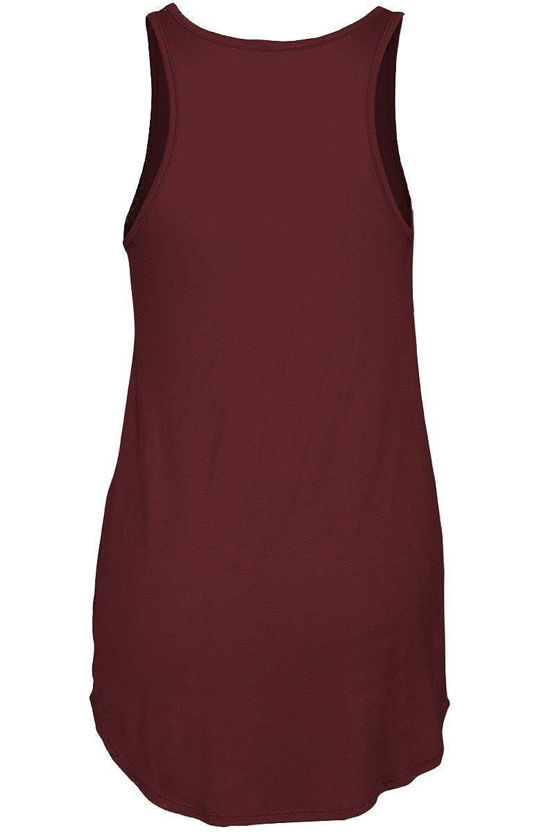 e6a6a38ef3d1f4 Amazon.com  COLORBEAR Women s Bride Tribe W Gold Foil Graphic Scoop Neck Tank  Top  Clothing
