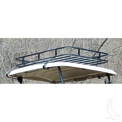 Golf Cart Roof Rack Storage System - CLUB CAR PRECEDENT  sc 1 st  Amazon.com & Amazon.com : Golf Cart Roof Rack Storage System - CLUB CAR PRECEDENT ...