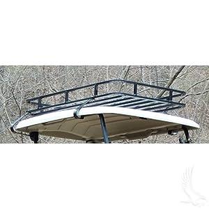 Golf Cart Roof Rack Storage System Club Car
