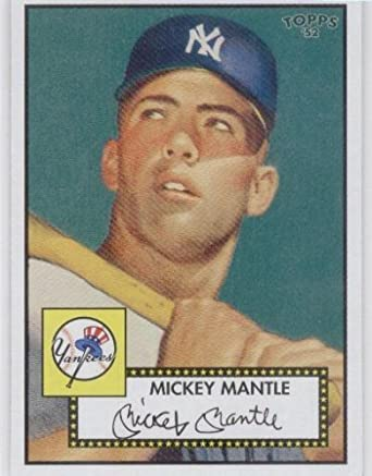 Amazoncom 2006 Topps Rookie 1952 Edition Baseball Rookie