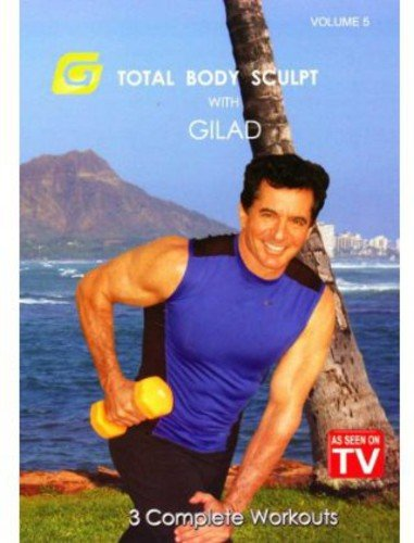 Gilad: Total Body Sculpt 5 [Importado]