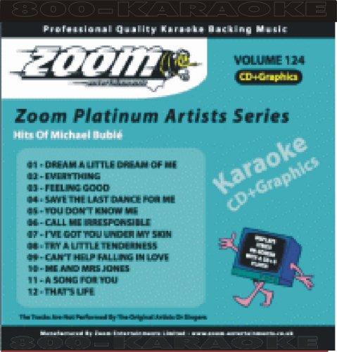 - Michael Buble 12 Song Karaoke CDG