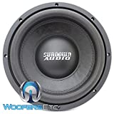SA-10 D4 REV 3 - Sundown Audio 10'' Dual 4-Ohm 750W RMS SA Series Subwoofer