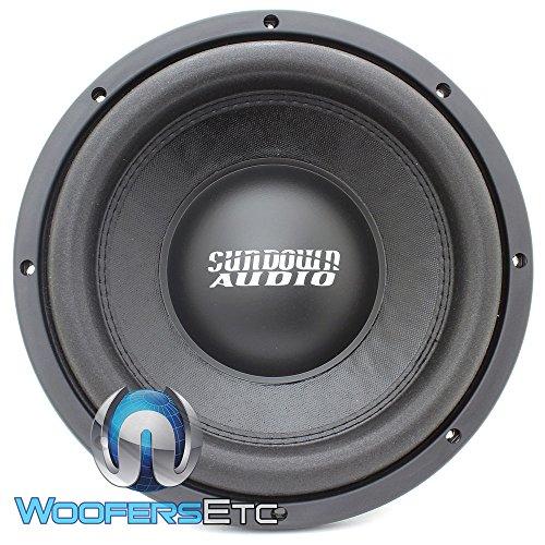 "SA-10 D4 REV 3 - Sundown Audio 10"" Dual 4-Ohm 750W RMS SA Series Subwoofer"