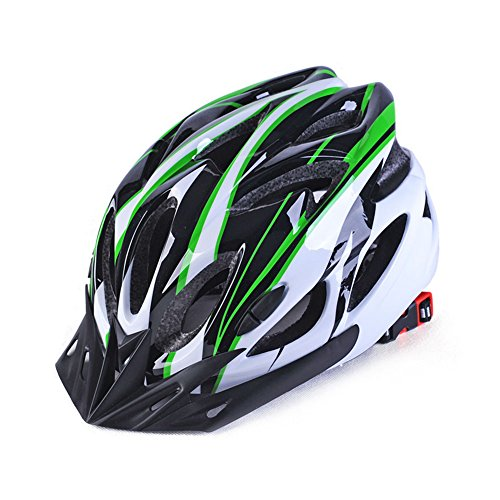 Leoie Outdoor Sport Bicycle Helmet Integrated Molding Breathable Cycling Helmet for Man Woman