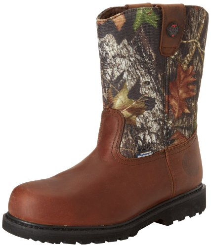 Skechers for Work Men's Ruffneck Steel Toe Work Boot - Ca...