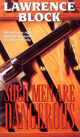 book cover of Such Men Are Dangerous