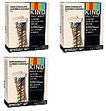 KIND Bars, Dark Chocolate Almond Coconut, Gluten Free, 1.4 Ounce Bars, 36 Bars KIND-wT