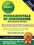 Fundamentals of Engineering Examination Review 2001-2002 Edition, Newnan, Donald G., 0793185149
