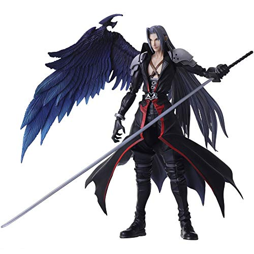 Square Enix Final Fantasy Bring Arts Sephiroth (Another Form Variation) Action Figure from Square Enix