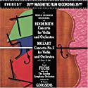 Fuchs / Hindemith / Mozart / Lso - Violin Concerto [DVD-Audio]