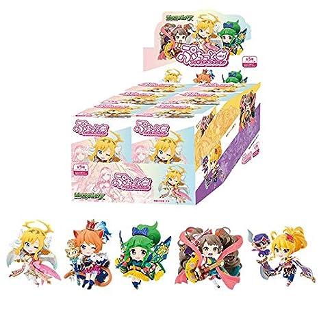モンスターストライク ぷちっとフィギュアコレクション vol.2 6パック入りBOX