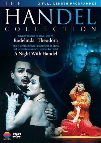 DVD : Les Lunes du Cousin Jacques - Handel Collection (Portugal - Import, NTSC Format, 3PC)