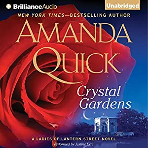 Crystal Gardens Audiobook