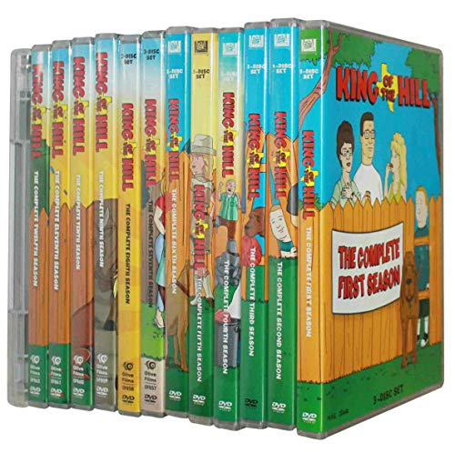 King of The Hill - The Complete Series (DVD, Season 1-13)