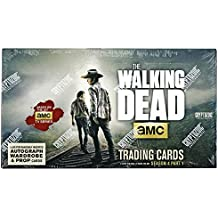 The Walking Dead Season 4 Part 1 Trading Cards Box (Cryptozoic 2016) by Cryptozoic Entertainment