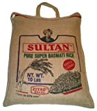 Basmati Rice (Sultan) 10lb