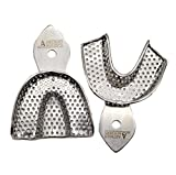 Dental Impression Trays 8 Small Medium Large and