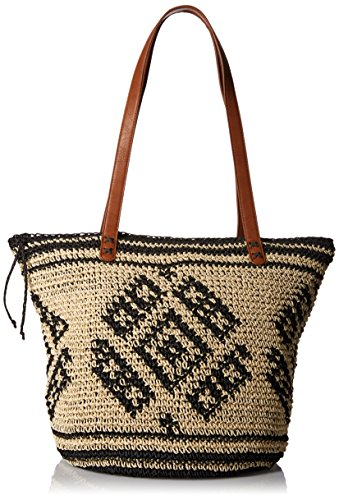 690c97814b Billabong Junior s East Of Dover Straw Tote