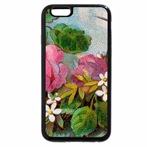 iPhone 6S / iPhone 6 Case (Black) Summer Painting