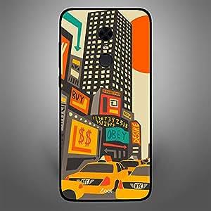 Xiaomi Redmi Note 5 Time Square