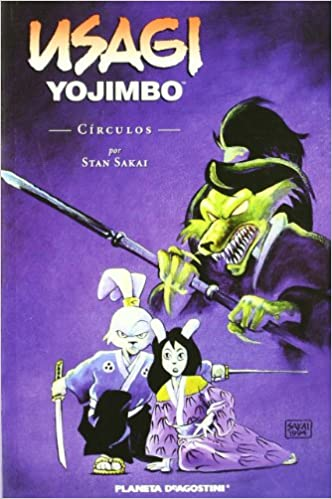 Usagi Yojimbo nº 11: Círculos (Independientes USA): Amazon ...