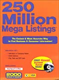 250 Million Mega Listings