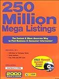 250 Million Mega Listings