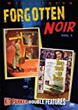DVD : Forgotten Noir, Vol. 1 (Portland Expose / They Were So Young)