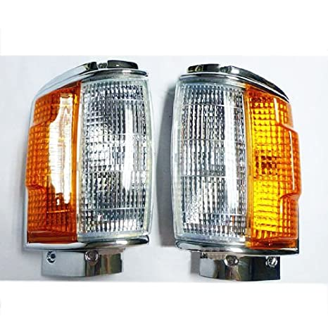 Amazon.com: 84 85 86 87 88 Toyota Hilux Mk2 Ln/rn/yn 2/4wd Pickup Corner Side Light Lamp Oem: Automotive