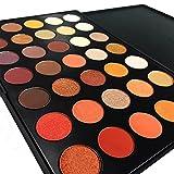 coastal scents lip quad - Newest 35 Colors Shimmer Matte Eye shadow Professional Makeup Eyeshadow Palette Beauty Make up Set