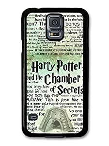 AMAF ? Accessories Harry Potter and the Chamber of Secrets Quote case for Samsung Galaxy S5