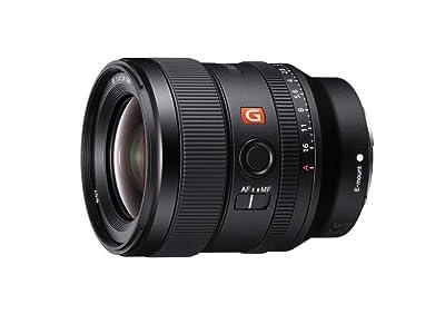 Sony E-mount FE 24mm F1.4 GM Full Frame Wide-angle Prime Lens