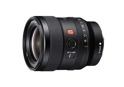 Sony E Mount Full Frame Lenses >> Amazon Com Sony E Mount Fe 24mm F1 4 Gm Full Frame Wide Angle