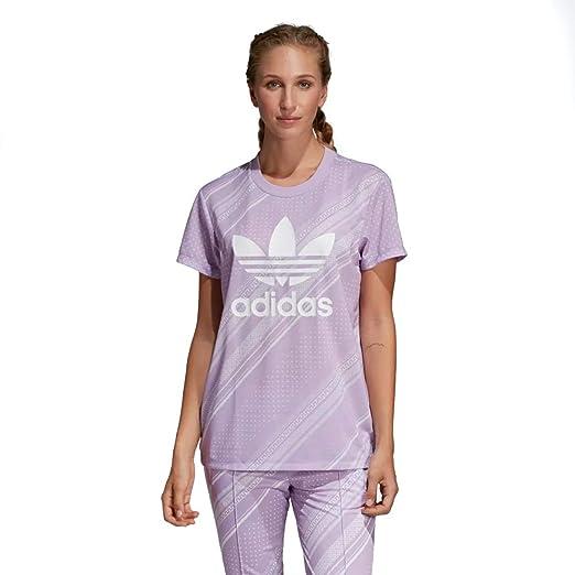 e4dddec3db8d1 adidas Originals Women's Boyfriend Trefoil T-Shirt