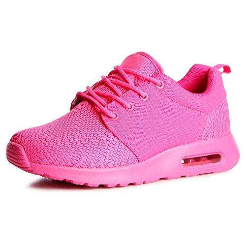 Chaussures Sport Pink Sneaker Femmes Topschuhe24 De ncP4qpvWw