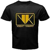 New Voight Kampff Blade Runner Men's Black T-Shirt Size S M L XL 2XL 3XL