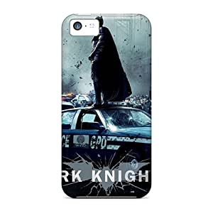New Premium Trolford Batman Superhero Dark Knight Rises Skin Case Cover Excellent Fitted For Iphone 5c