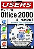 Microsoft Office 2000 en Espanol Con, Dario Angel Gonzalez, 9875260150