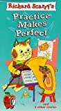 The Busy World of Richard Scarry - Practice Makes Perfect [VHS]
