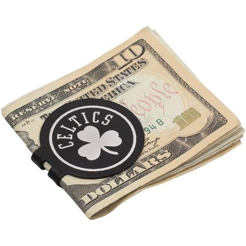 NBA Boston Celtics Powder Coated Money Clip (Clip Celtics Boston)