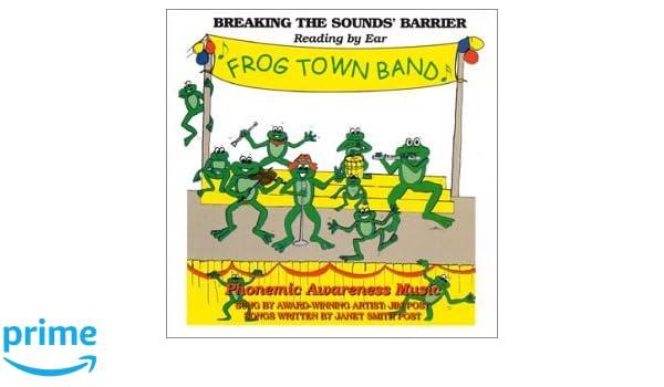Jim Post - Frog Town Band Alphabet Songs - Amazon com Music