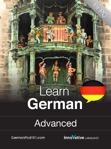 Learn German - Level 9: Advanced Audio Course [Download]