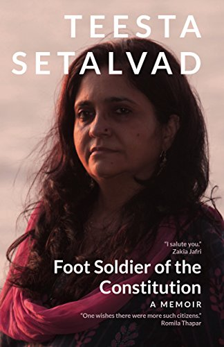Download PDF Foot Soldier of the Constitution - A Memoir