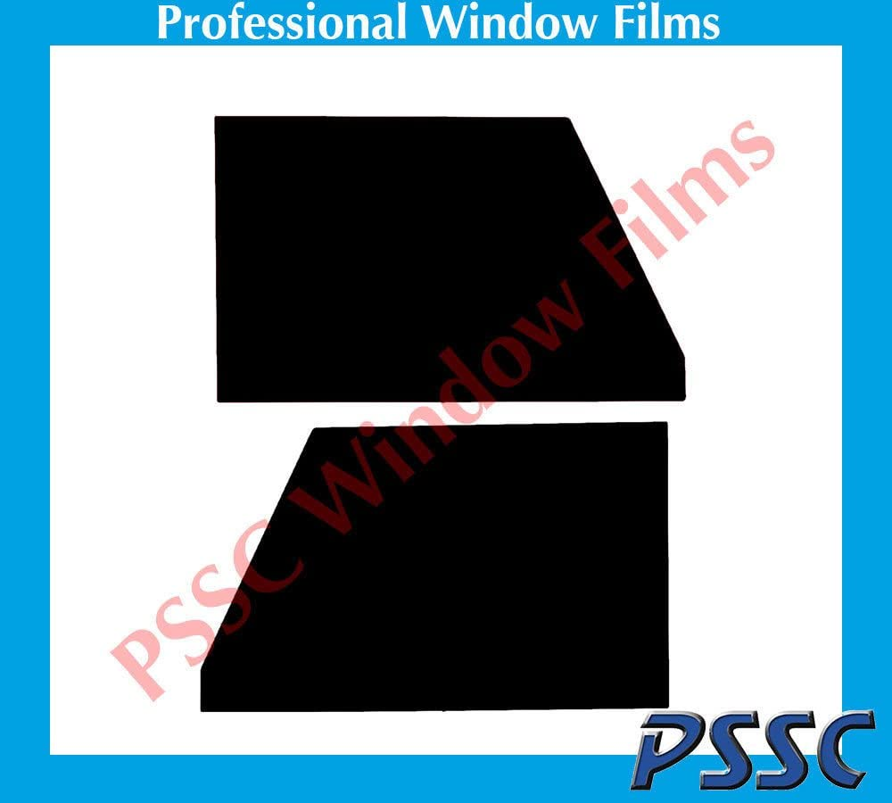 PSSC Pre Cut Front Car Window Films for Land Rover Defender 90 2003 to 2009 05/% Very Dark Limo Tint