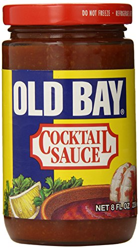 Old Bay Cocktail Sauce, 8 fl oz (236 ml)