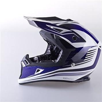 Viper rs-x95 RAZR carbono casco para bicicleta de motocross Enduro MX ATV Off Road
